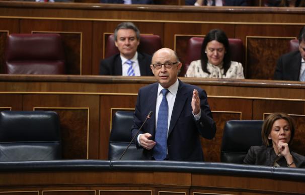 Montoro dice que no habrá recortes en el Estado del bienestar en 2017 y el gasto será similar al año pasado