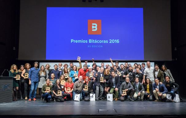 Los Premios Bitácoras reconocen a los 21 mejores blogs en español de 2016