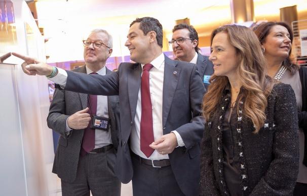 """Moreno (PP-A) cree que Díaz """"falta a la verdad"""" tanto con los fondos bloqueados de la UE como con la PAC"""