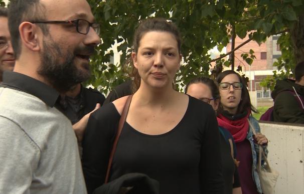 ERC, PDECAT e ICV llevan ante la Comisión Europea la detención de la alcaldesa de Berga (Barcelona)