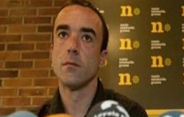 Trasladan a París a Mikel Irastorza para declarar ante la Justicia tras su arresto en una vivienda de Ascain