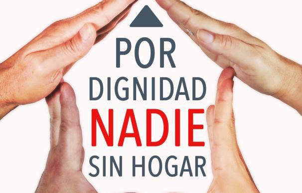 Cáritas busca recaudar 5.000 euros para equipar seis viviendas para personas sin hogar