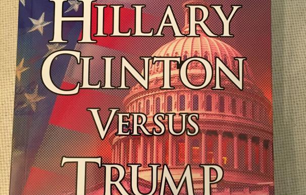 Jorge Díaz-Cardiel reflexiona sobre las elecciones americanas en 'Hillary Clinton versus Trump. El duelo del siglo'