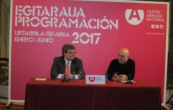 """Teatro Arriaga ofrecerá en 2017 una programación """"moderna y creativa, abierta al mundo y a la escena local"""""""