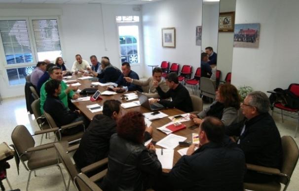 El Consorcio de Extinción de Incendios de la diputación pacense aprueba las bases de la Oferta de Empleo Público 2016