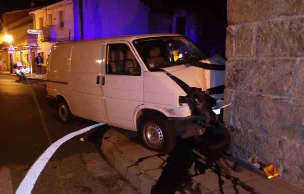 El 061 atendió a 66 personas debido a 45 accidentes de tráfico registrados el fin de semana en Galicia