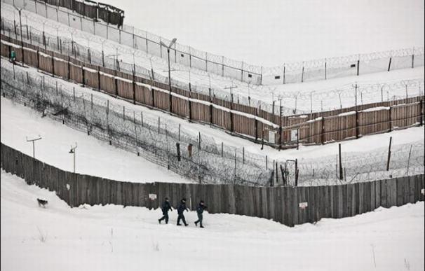 La prisión rusa del 'Delfín Negro', de la que nadie ha escapado con vida.