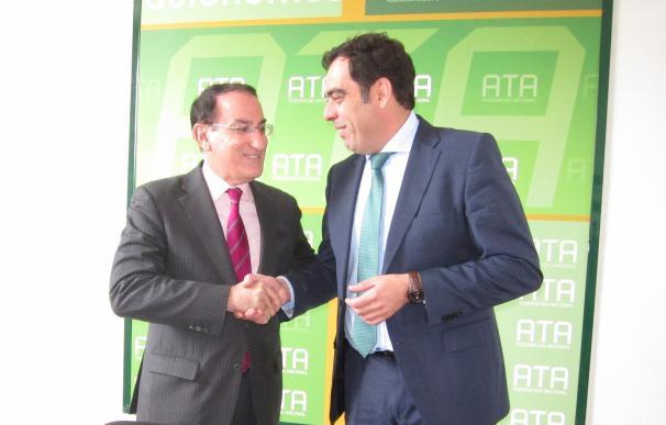 """CEA y ATA inician """"un camino de trabajo conjunto"""" para """"compartir esfuerzos e iniciativas"""" en beneficio de sus asociados"""