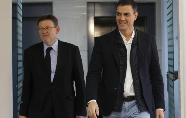 """Pedro Sánchez llama a Ximo Puig un día antes de su acto en Xirivella y asegura: """"Ambos queremos lo mejor para el PSOE"""""""