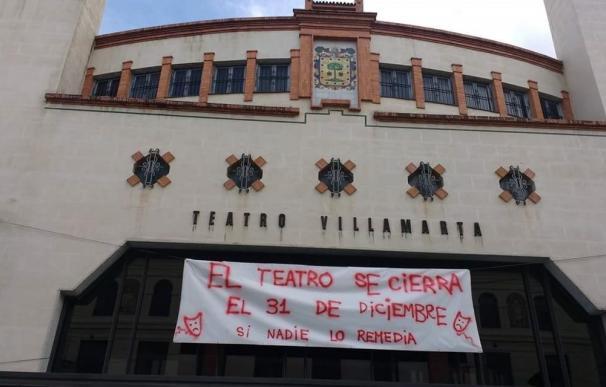Trabajadores del Teatro Villamarta comenzarán una huelga y piden una reunión urgente con PP y Ganemos