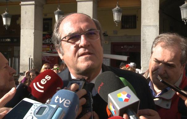 El PSOE quiere presentar en enero una ley de servicios educativos para garantizar derechos
