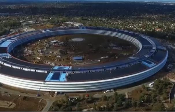Así es el Apple Campus 2, la futura sede de la compañía