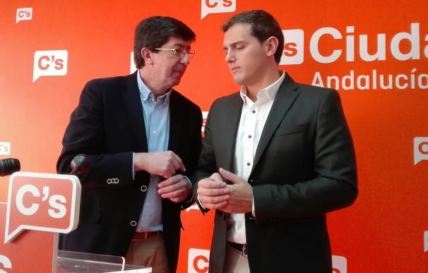 C's Andalucía reúne este miércoles a su comité territorial para definir las líneas de trabajo ante el congreso nacional