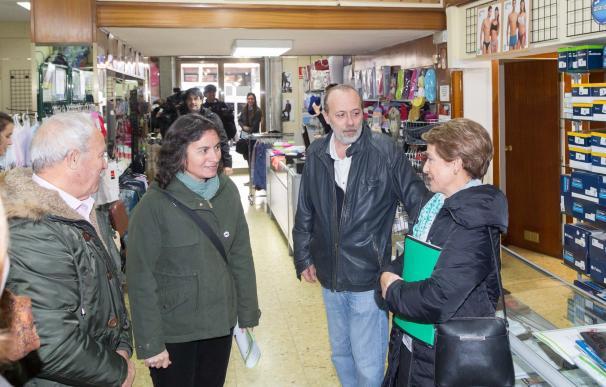Un total de 247 establecimientos se adhieren a la Red de comercios amigables con las personas mayores