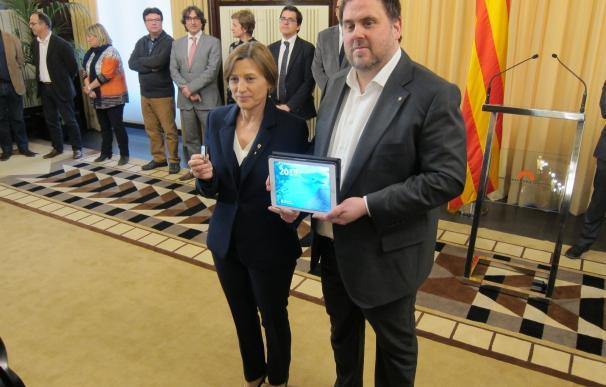 El Gobierno catalán prevé 5,8 millones para el referéndum y lo hará aunque se impugne la partida