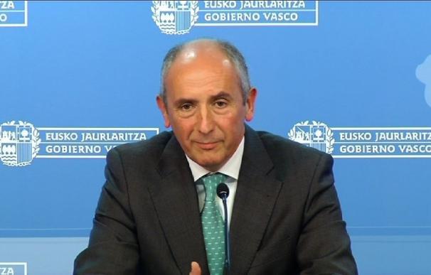 """Gobierno vasco pide al Gobierno central """"un cambio de rumbo"""" en materia de autogobierno"""