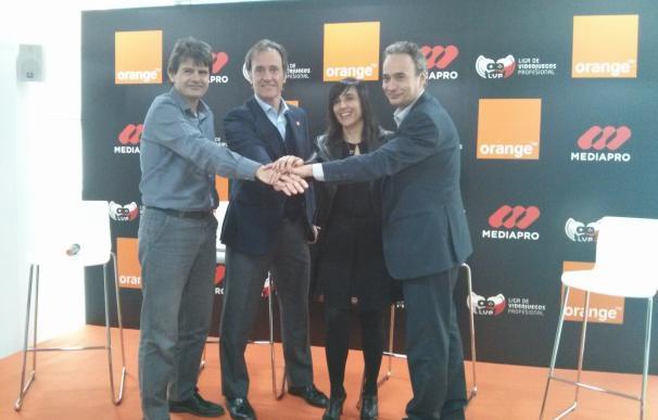Orange patrocinará la Liga de Videojuegos Profesional y apuesta por los e-sports, con 15 millones de jugadores en España