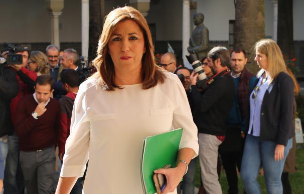 """Susana Díaz ve el Premio Nacional de las Músicas Actuales a Martirio """"un reconocimiento a su valentía y trayectoria"""""""