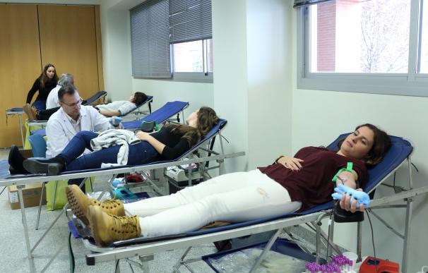 Finaliza este miércoles la campaña universitaria de donación de sangre en la Universidad Pablo de Olavide