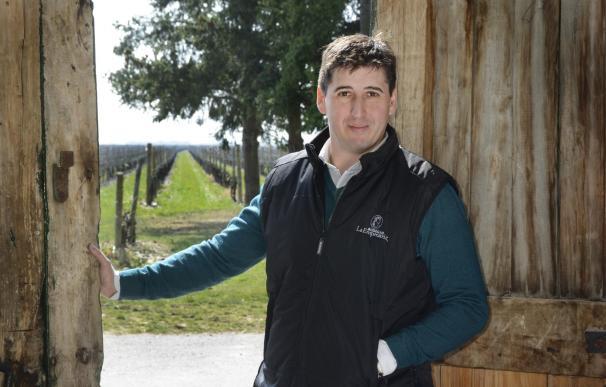 Eduardo Hernáiz, nuevo presidente de la Asociación de Bodegas Familiares de Rioja