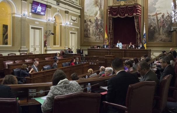 Prosigue la tramitación del presupuesto tras el rechazo de las enmiendas a la totalidad de PP, Podemos y NC