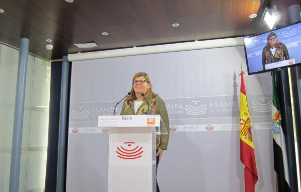 """Ciudadanos no formula enmienda a la totalidad a las cuentas extremeñas ante la """"actitud de consenso"""" de la Junta"""