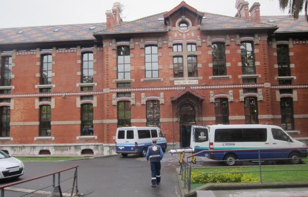 Euskadi fue la tercera autonomía con mayor porcentaje de altas hospitalarias en 2015