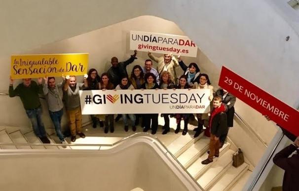 La solidaridad ciudadana tiene una cita este martes con el #GivingTuesday para reivindicar el valor del voluntariado
