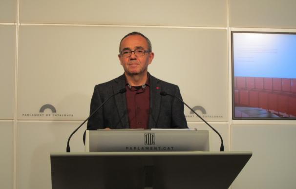 """SíQueEsPot enmendará todos los Presupuestos catalanes porque """"olvidan"""" la renta garantizada"""