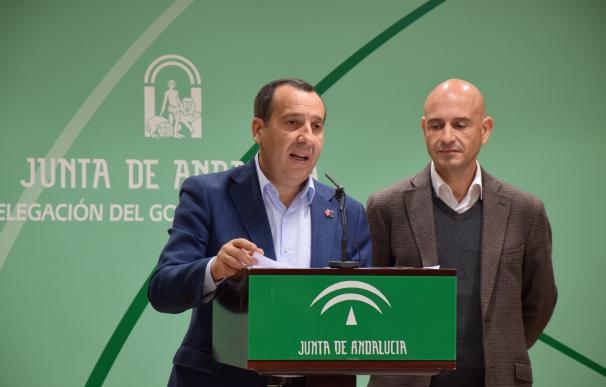 La Junta adelanta 44,5 millones de ayudas europeas a agricultores y ganaderos de la provincia de Málaga