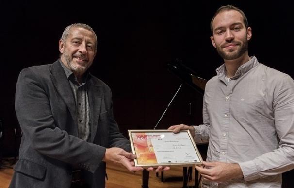 Abel Paúl, ganador del Premio Jóvenes Compositores Fundación SGAE-CNDM 2016