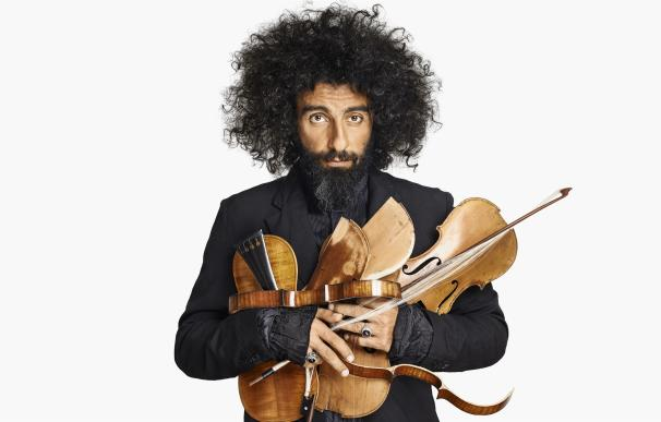 """Ara Malikian: """"Es un problema que cada vez haya menos educación musical en los colegios"""""""