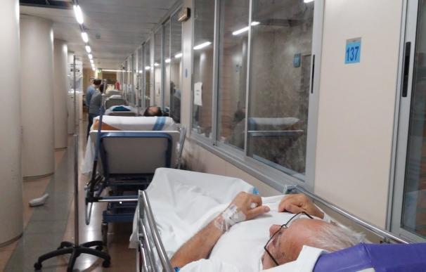 """La CUP llama a """"ocupar"""" las plantas cerradas de hospitales y reabrir camas"""