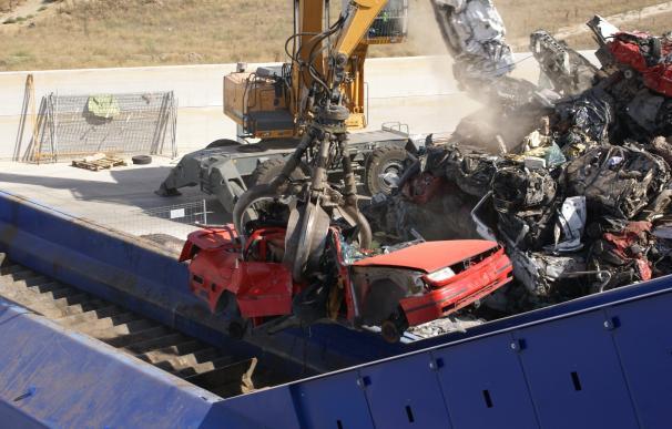 FER celebra la nueva normativa de reciclaje de vehículos, situando a España a la cabeza de la UE