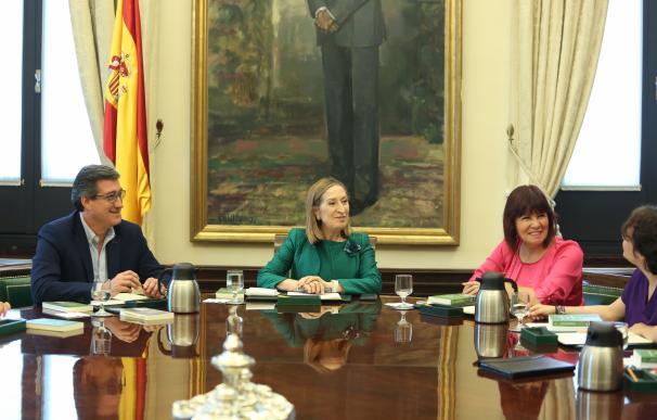 La Mesa del Congreso rechaza asumir la comisión de investigación del rescate bancario que pide Ciudadanos