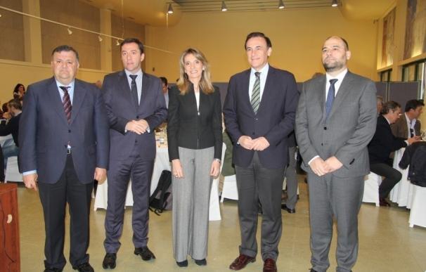 Ricardo Domínguez repasa en Córdoba el anteproyecto de Ley de Agricultura y Ganadería de Andalucía