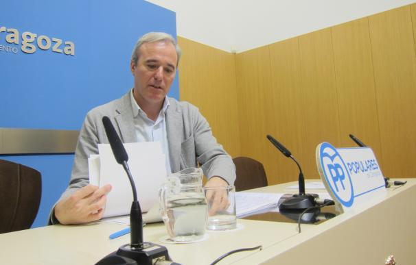 """PP critica el """"trato de favor"""" de ZEC al conceder 15.000 euros a una asociación creada por la concejal Giner"""