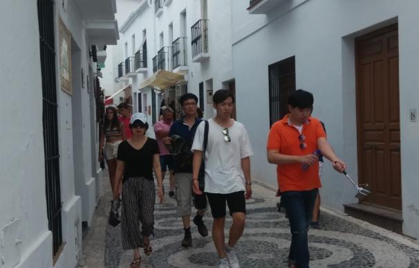 Andalucía cierra 2016 con más de 10,6 millones de turistas extranjeros, un 12,7% más que el año anterior