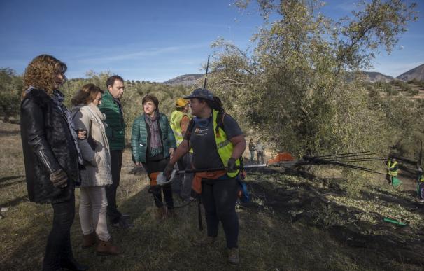 La Junta promueve el empleo y la actividad emprendedora de la mujer en el medio rural