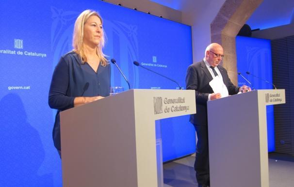"""El Govern dice que el referéndum puede adelantarse """"si las circunstancias lo aconsejaran"""""""