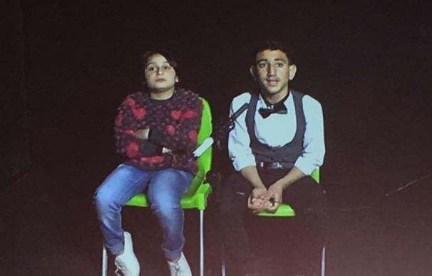 La historia de Myrna y Osama, con ellos el futuro de Irak está asegurado