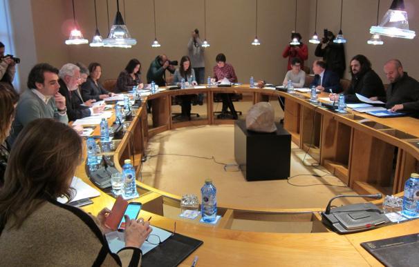 """La oposición crítica el rechazo de todas las enmiendas a los presupuestos y PPdeG asegura que hubo """"esfuerzo de diálogo"""""""