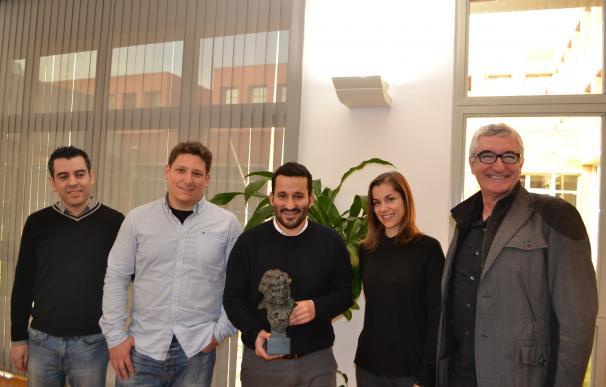 Marzà recibe a 4 valencianos nominados a los Goya y destaca su compromiso de acompañarles hasta el 'cabezón'