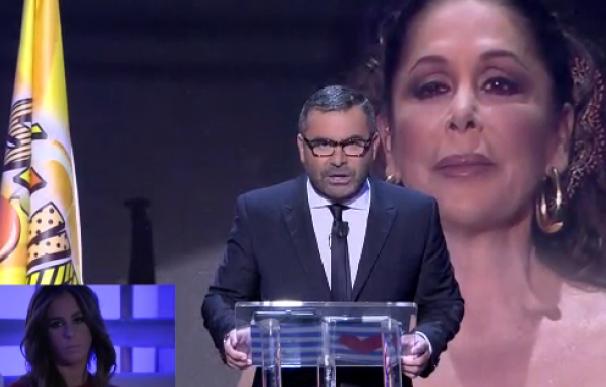 Jorge Javier Vázquez carga contra Isabel Pantoja tras su éxito en 'El Hormiguero'