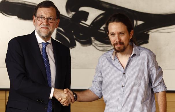 ¿Puede surgir el amor entre PP y Podemos?