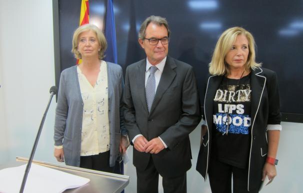 El TSJC prevé que Mas, Ortega y Rigau ya declaren el primer día de juicio por el 9N