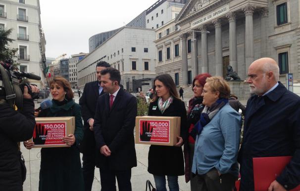 El PSOE pide un protocolo para supuestos de sustracción internacional de menores víctimas de violencia de género