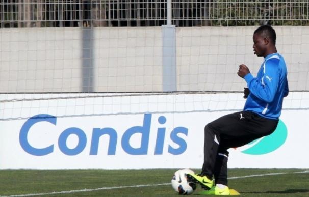 Mubarak Wakaso se incorpora como cedido al Granada