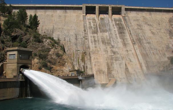 Los pantanos de la cuenca del Segura aumentan 11 hm3 sus reservas en la última semana