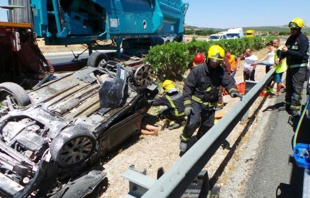 Enero se cerrará con la menor cifra de fallecidos en la carreteras españolas de los últimos diez años